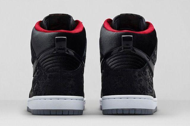 Brooklyn Projects Nike Sb Dunk Hi Qs General 2