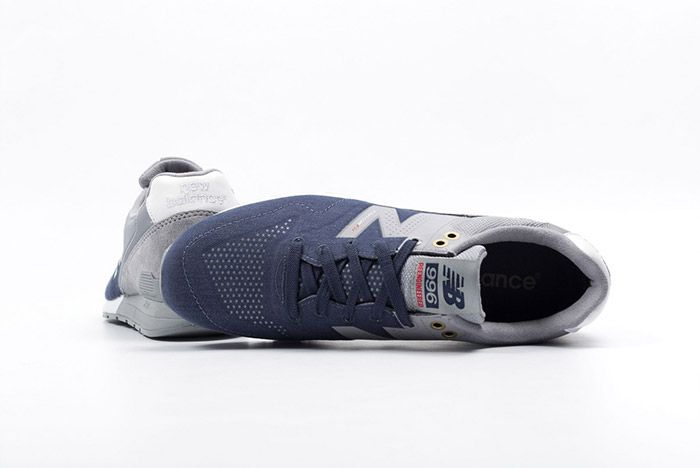 New Balalnce Mrl 996 Ft Fantom Fit Blue Grey 2