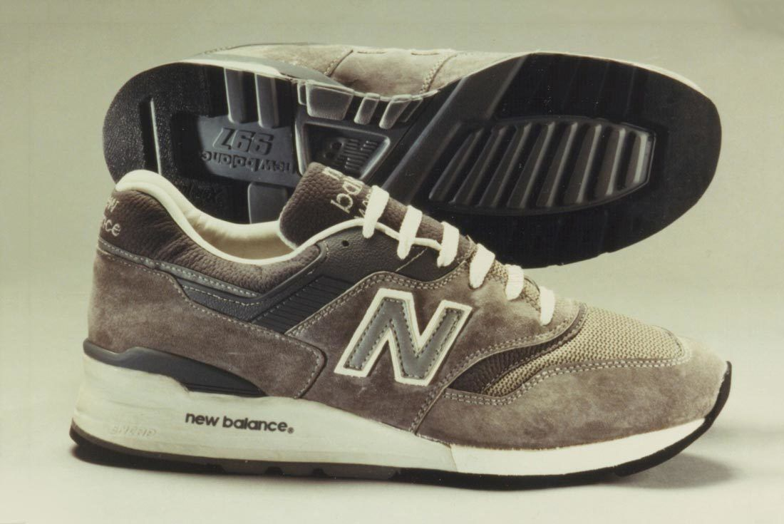 Cult Classic: The History of New Balance's Made In USA 997 ...