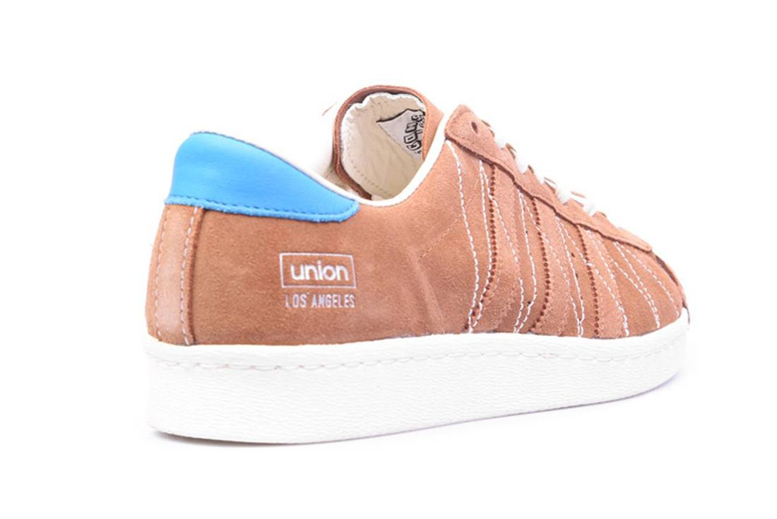 Union x adidas Consortium Superstar