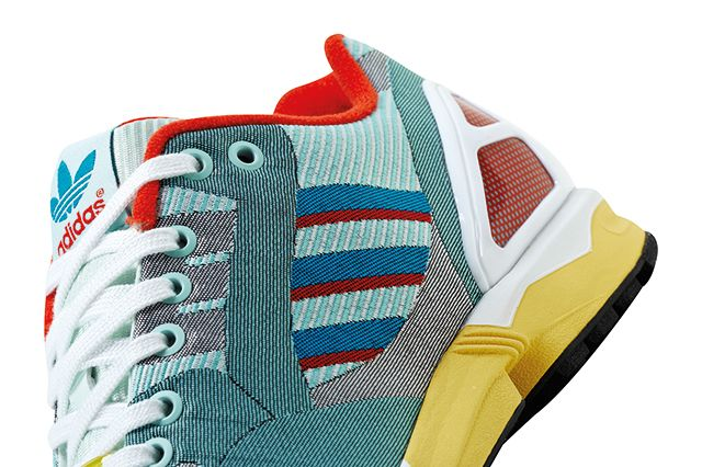 Adidas Originals Zx Flux 000 Og Weave Pack 12