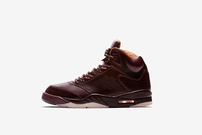 Jordan 5 Bordeaux Premium 10
