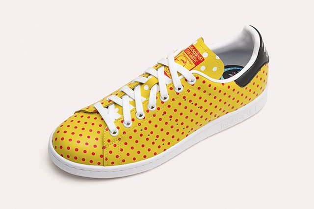 Adidas Pw Stan Smith Yellow B25401 1