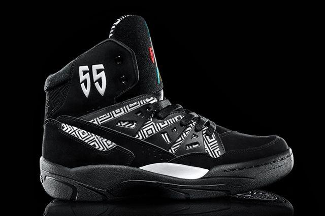 Adidas Mutombo Black