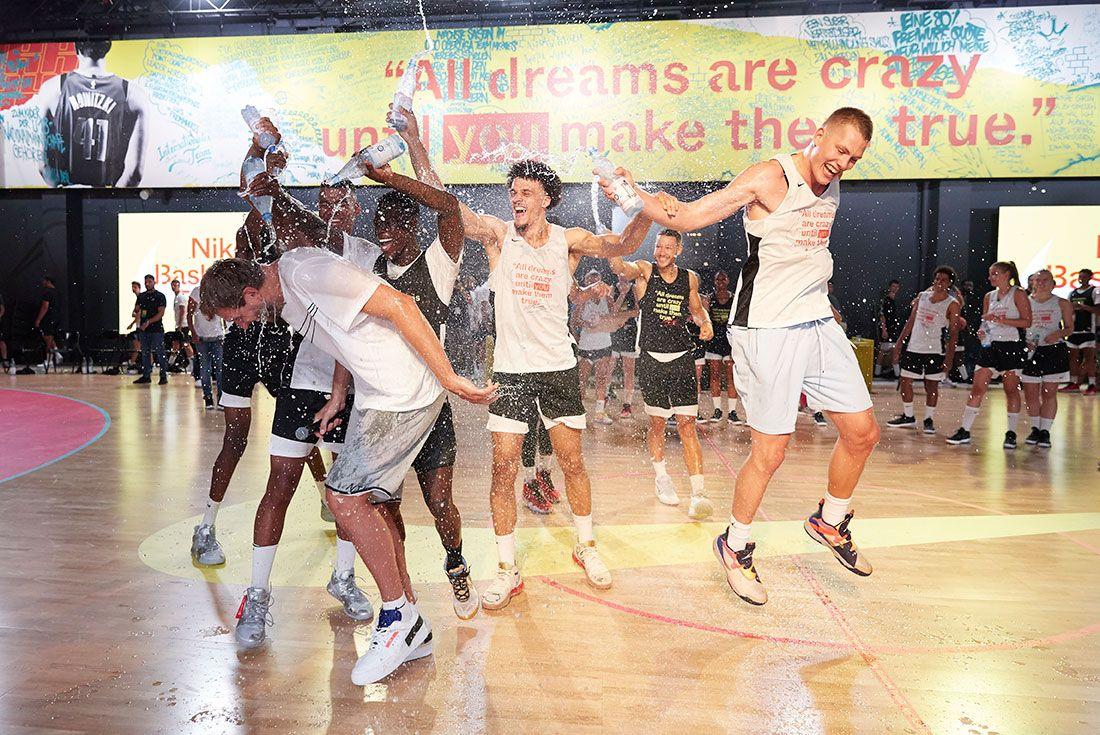 Nike Basketball Festival Event Getty17