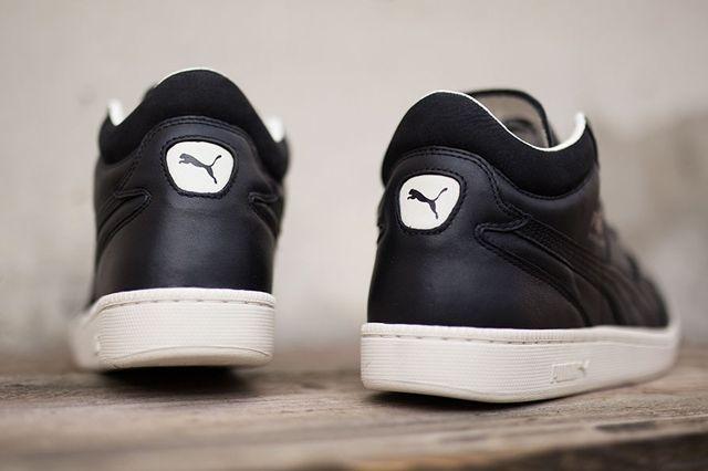 Puma Boris Becker Black Leather 3