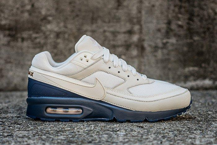 Nike Air Max Bw Premium Sail Midnight Navy 2
