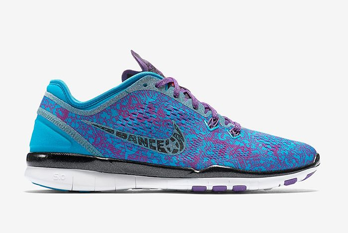 Nike Free Tr5 Womens Doernbecher Freestyle Collection 2015