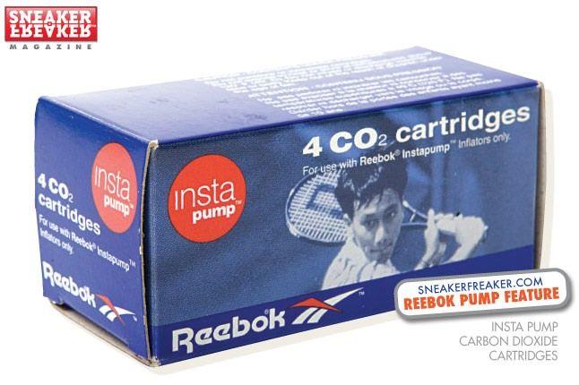 Reebok Pump Co2 Cartridges 1