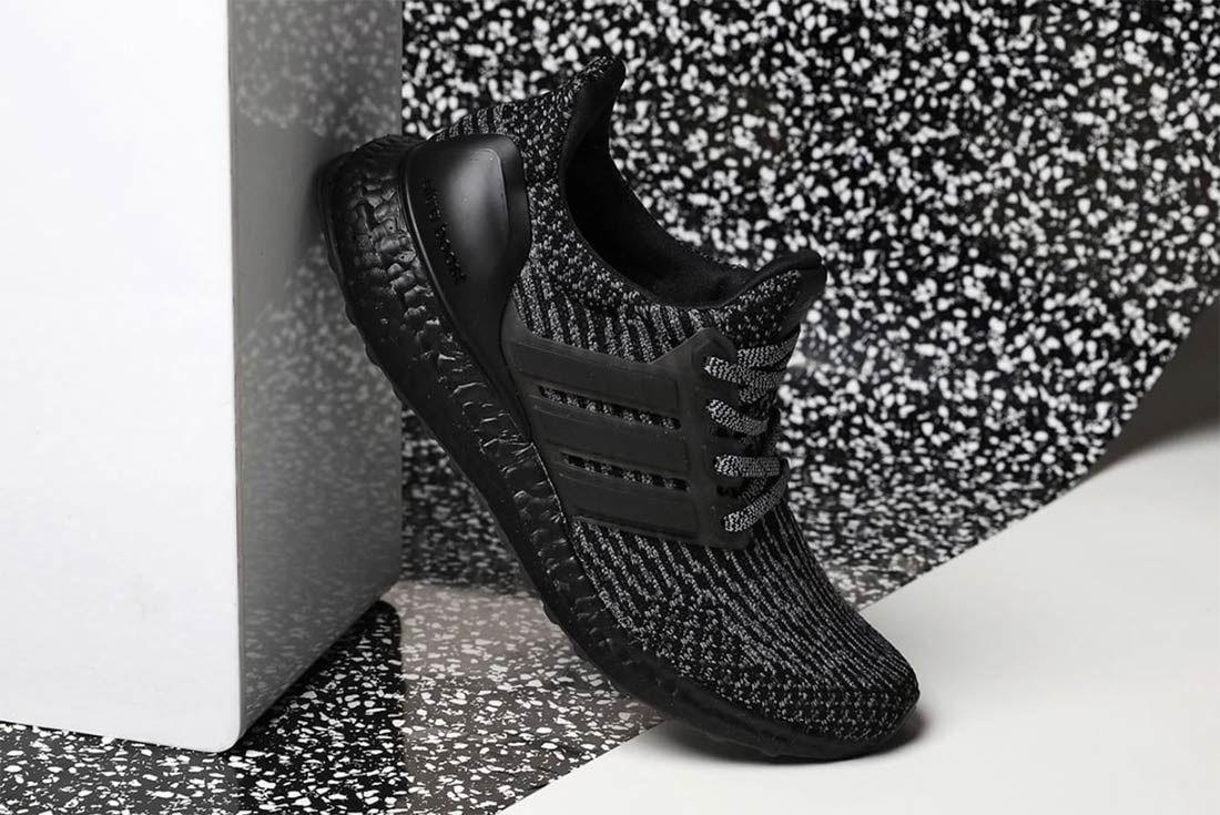 Adidas Ultra Boost 3 0 Core Black 7
