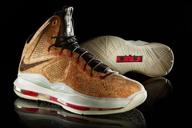 Nike Sports Wear Lebron Cork Pair 1