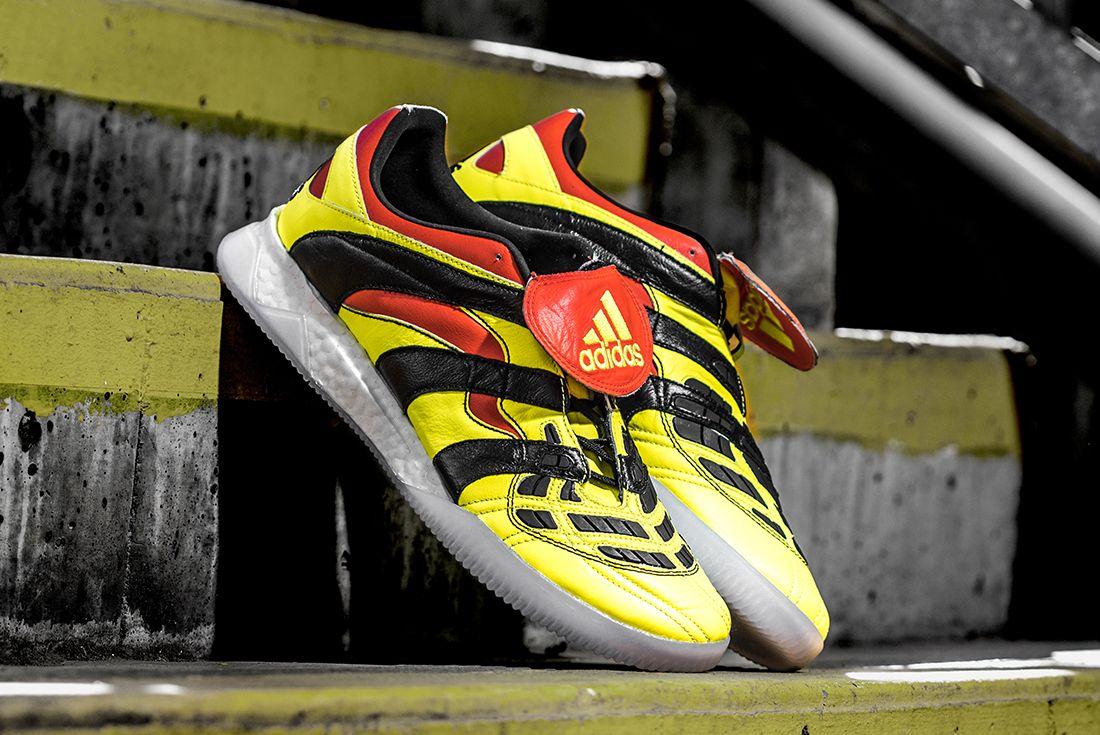 David Beckham Adidas Predator 3