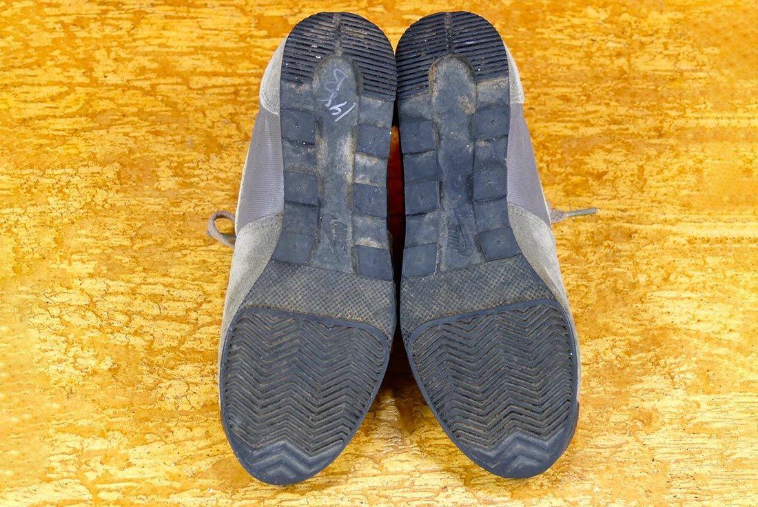 Nike Velo 1984 Grey Soles