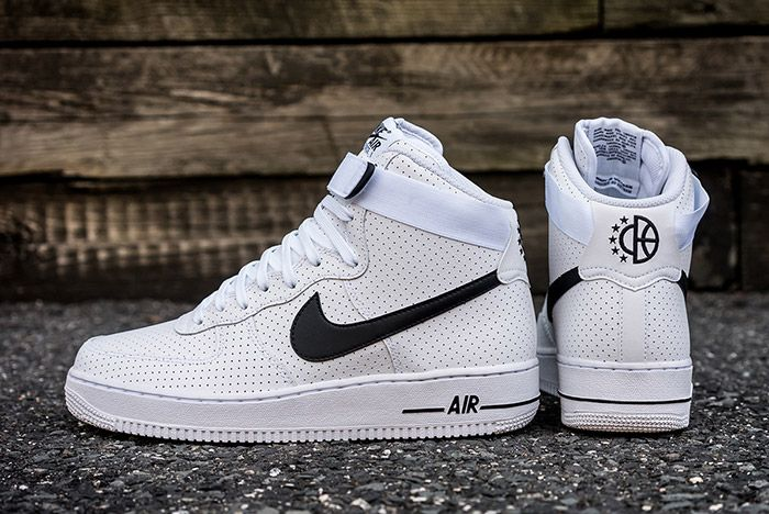 Nike Air Force 1 High Perf White Black 1