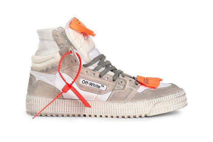 Off White Mens White Off Court 3 0 Sneaker Release Info 0011 Side