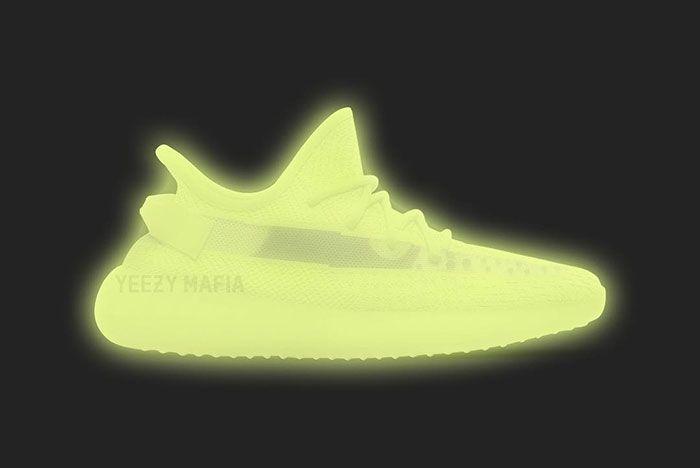 Yeezy Boost 350 Gid Glow Sneaker Freaker
