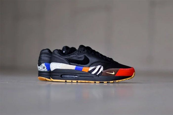 Nike Air Max 1 Master Black 5