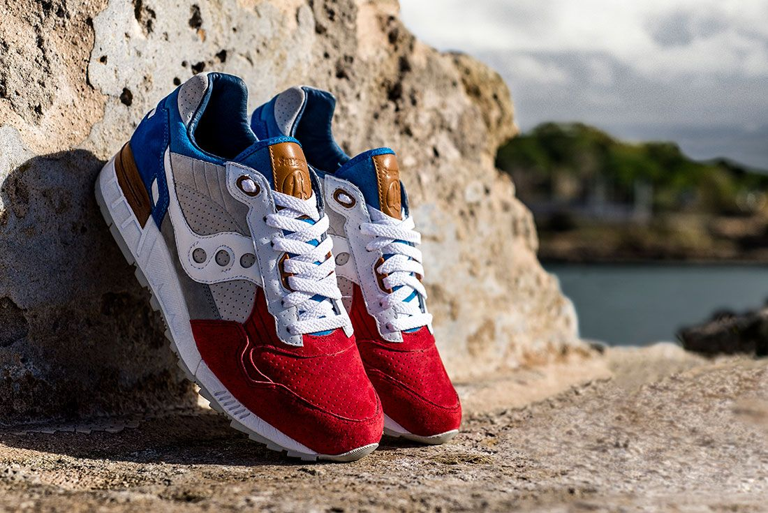 Sneakers76 X Saucony Shadow 5000 The Legend Of God Taras2