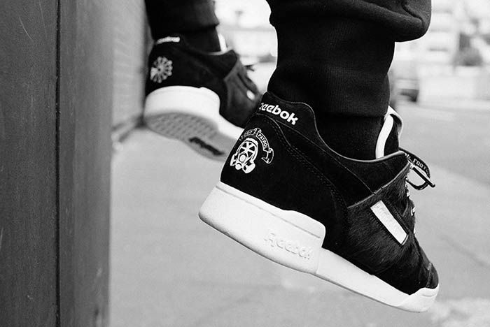 Footpatrol X Reebok Workout Lo Plus Blackbuck 7