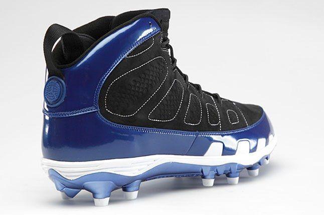 Jordan 9 Nfl Cleats 1