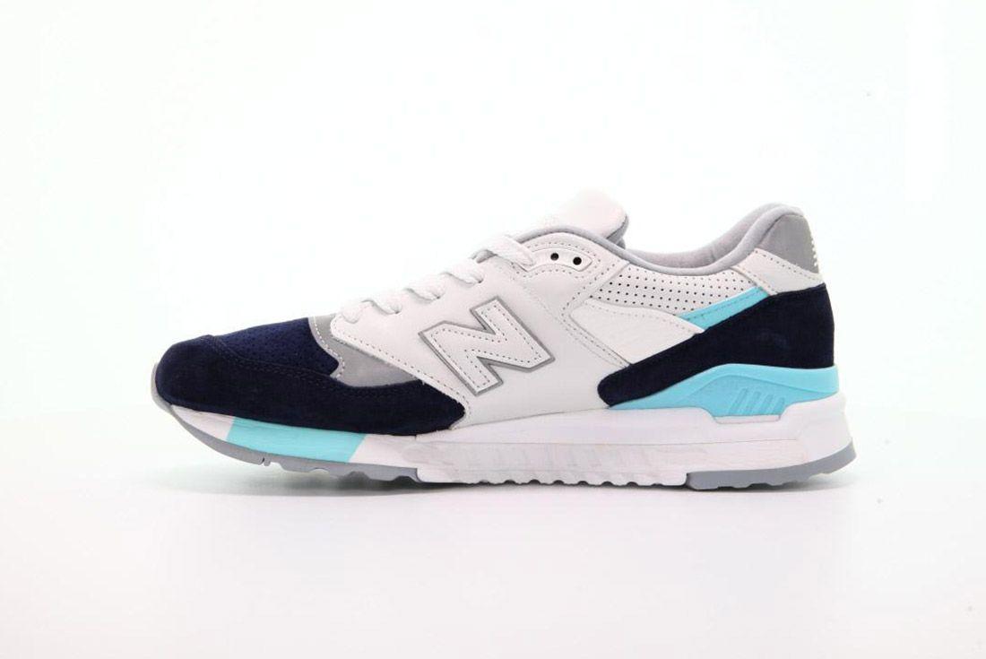 New Balance 998 Wtp White Made In Usa Sneaker Freaker 4