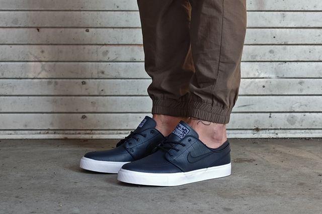 Nike Sb Janoski Qs Blue Croc 2