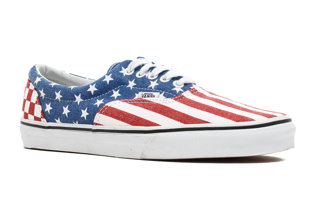 Vans Era American Stripes Angled