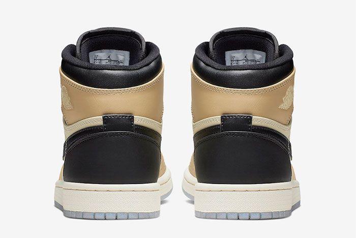 Air Jordan 1 High Premium Wmns Ivory Heel