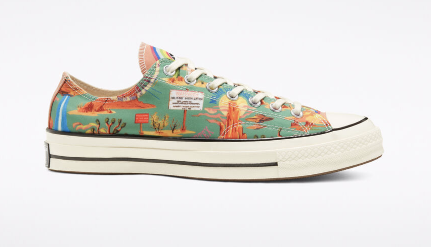 Converse Chuck 70 Ox 'Twisted Resort'