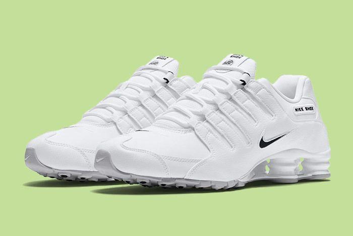 Nike Shox Nz 2018 Retro 4