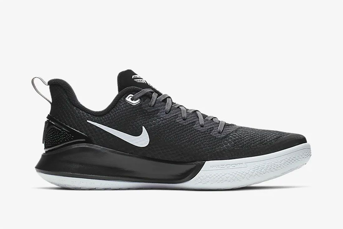 Nike Mamba Focus Black Gear Up Side1