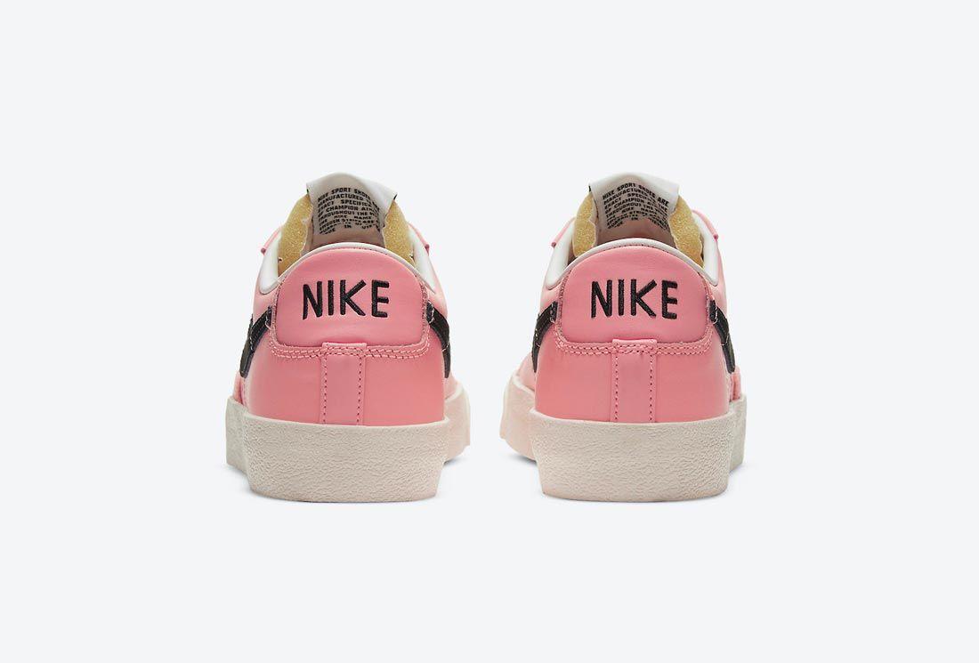 Nike Blazer Low Pink/Black