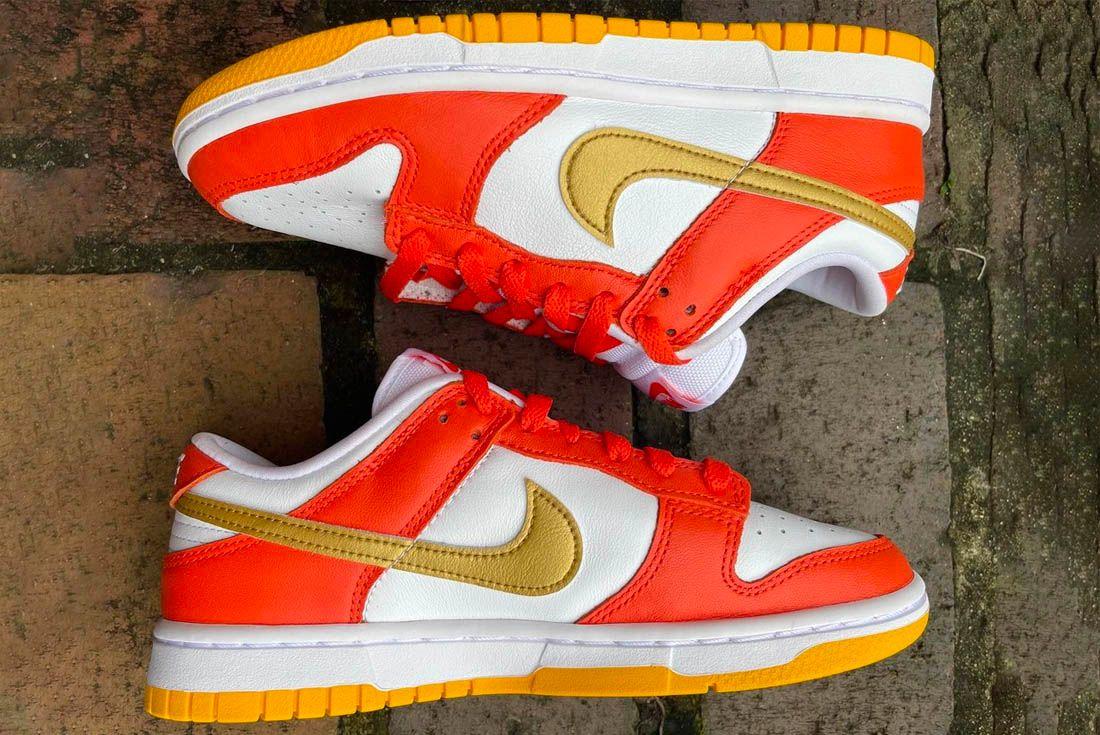 Nike Dunk Low McDonalds