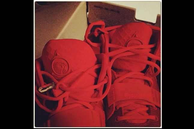 Air Yeezy 2 Red 1