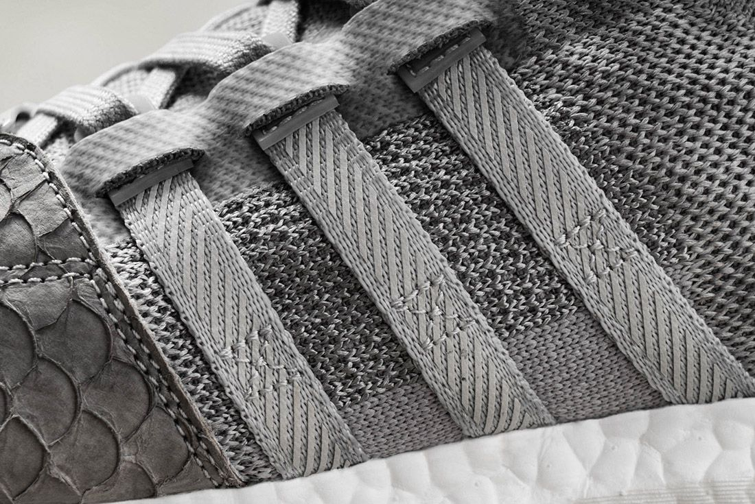 Pusha T Adidas Eqt Ultra Boost Pk Greyscale 4