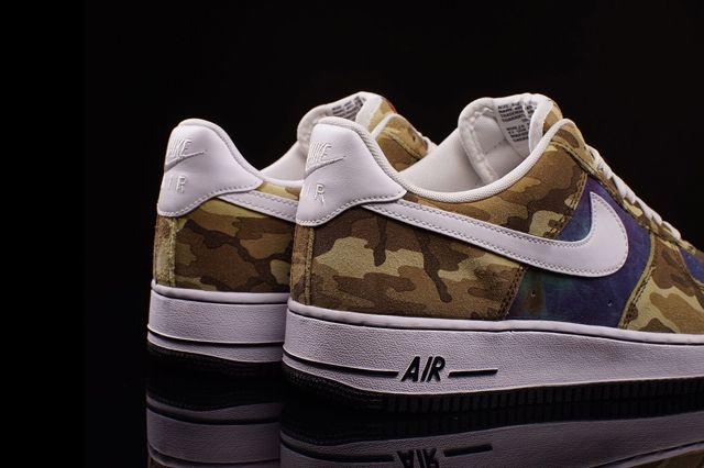 Nike Air Force 1 07 Lv8 Brown Camo 2