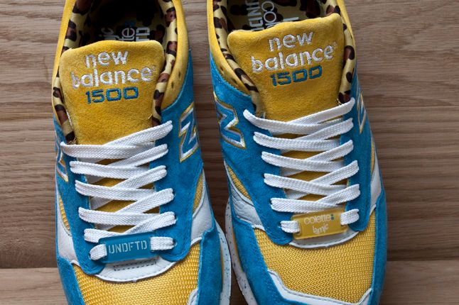 Laces Nb Undftd 1500 Blue Yellow 1