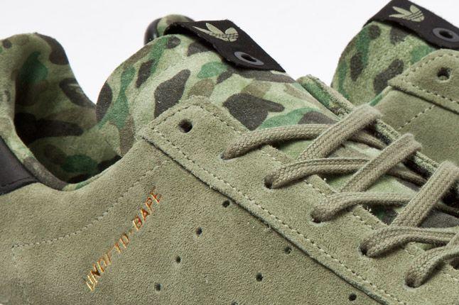 Bape X Adidas X Undftd Grn 03 11