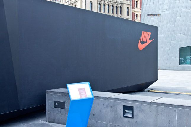 Nike Tech Pack Fed Square Installation 16