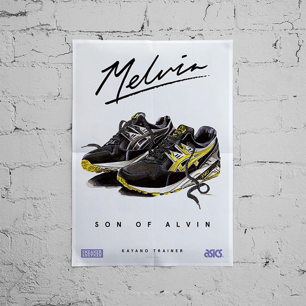 Melvin Poster Online