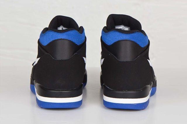 Nike Air Alpha Force Ii Black Royal Blue 3