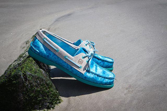 Extra Butter X Perry Top Sider Beach Getaway 131