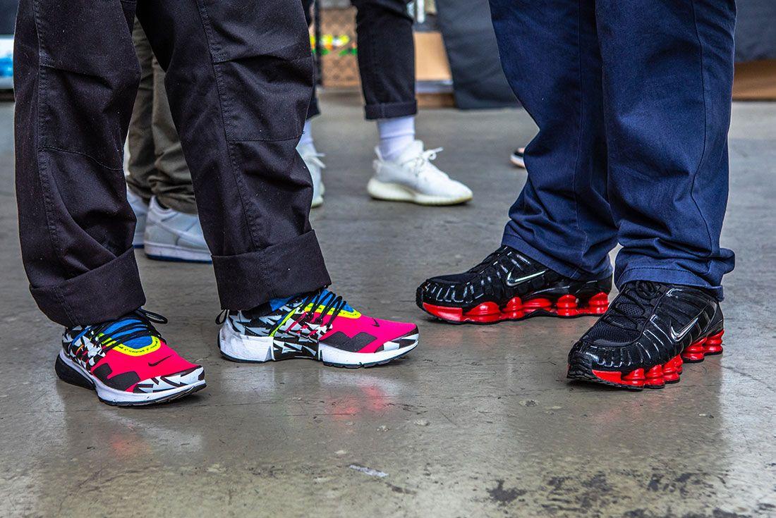 Sneaker Freaker Swap Meet October 2019 On Foot20