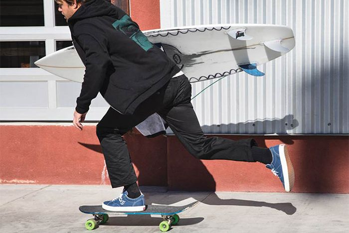 Vans Surf Paradoxxx Navy 7 Sneaker Freaker