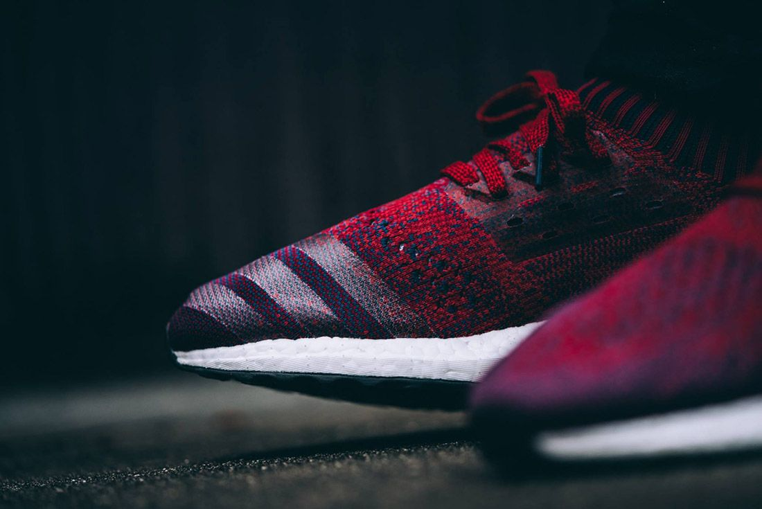 Adidas Ultraboost Uncaged Mystery Red 1