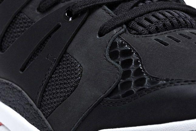 Derrick Rose Adidas Torsion Attitude Textile Detail 1