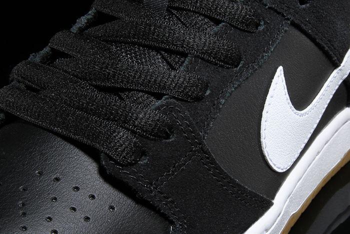 Nike Sb Dunk Low Black Gum6