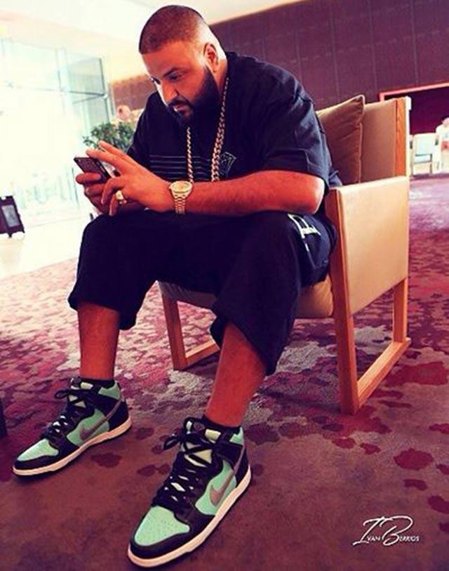 Sneaker Style Profile Dj Khaled 5