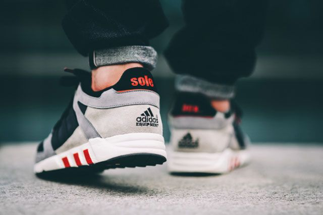 Solebox X Adidas Eqt Running Guidance 93 4