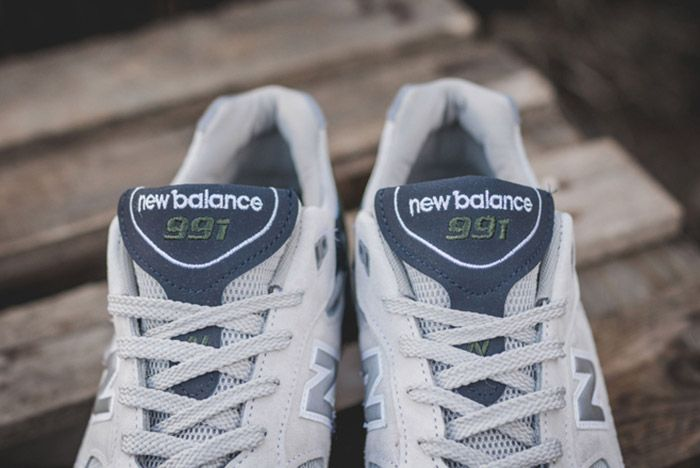 New Balance 991 Wgn Made In England Grey 2